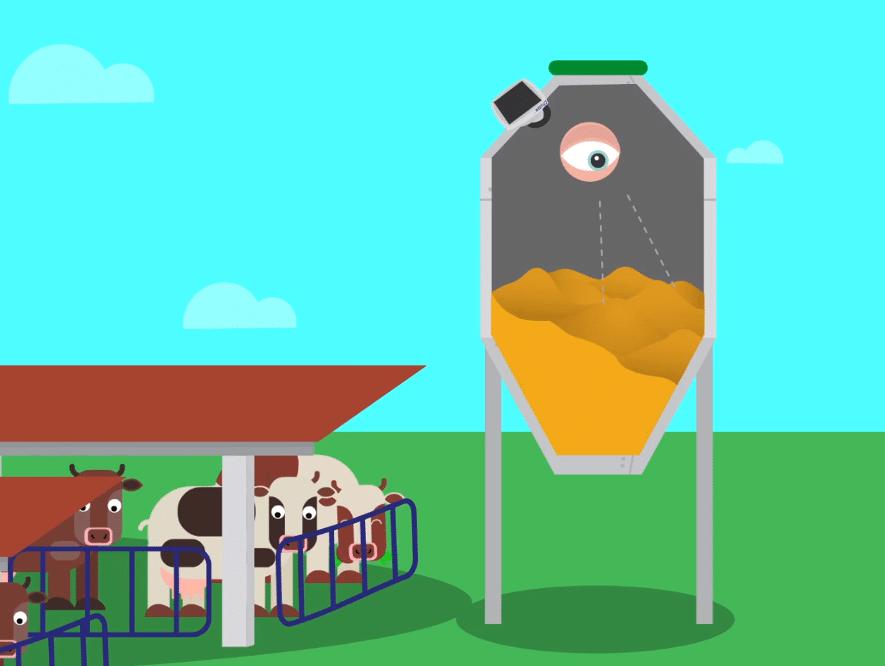 monitorización de silos