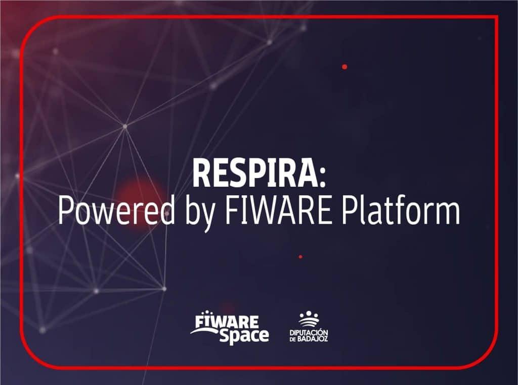 respira powered by fiware platform