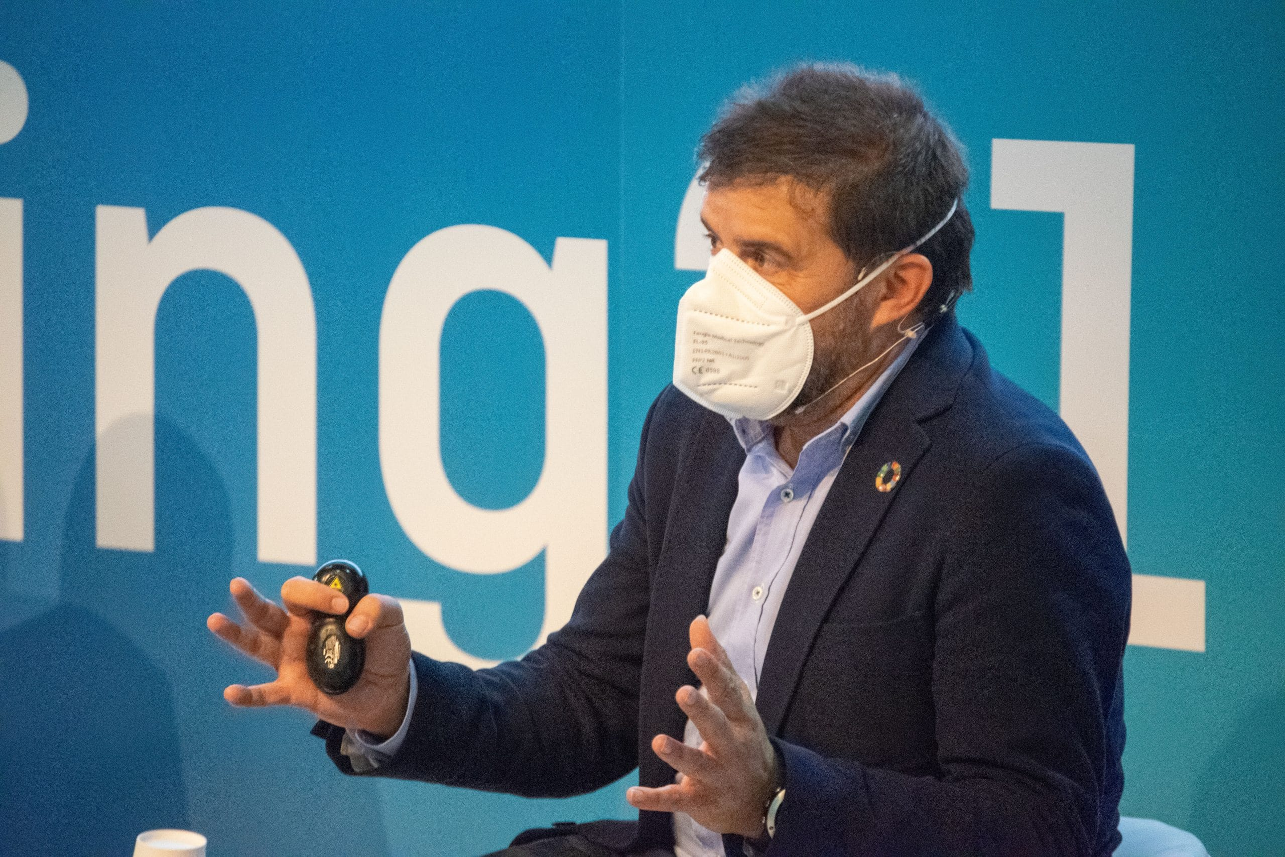Alejandro Peña, Jefe del Área de Desarrollo Rural y Sostenibilida